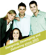 Designing, developing and delivering since 2003